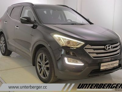 used Hyundai Santa Fe 2,2 CRDi Style Aut. SUV / Geländewagen,