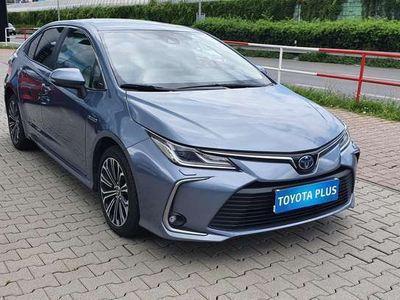 gebraucht Toyota Corolla NEUES MODELL! Comfort STYLE 1.8 Hybrid, LED, ACC, Rückfahrkamera.... Limousine