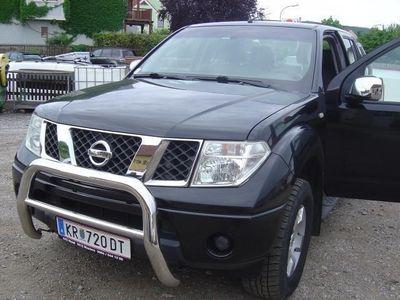 gebraucht Nissan Navara 2,5l