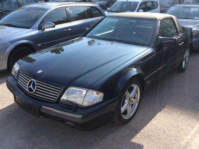 gebraucht Mercedes SL500 SLSL, 326 PS, 2 Türen, Automatik