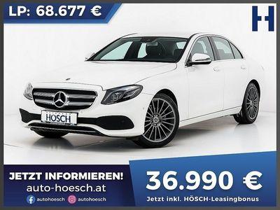 gebraucht Mercedes E220 Avantgarde Aut. LP: 68.677.-€
