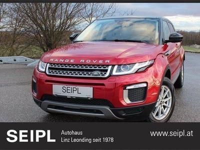 used Land Rover Range Rover evoque SE 2,0 eD4 e-Capability SUV / Geländewagen,