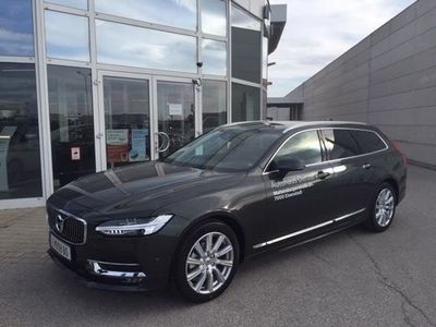 gebraucht Volvo V90 D4 AWD Inscription Geartronic Kombi / Family Van,