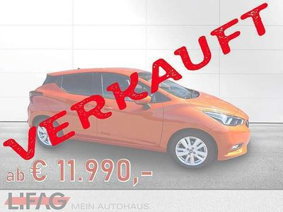 gebraucht Nissan Micra 100 IG-T N-Way *ab € 11.990-*