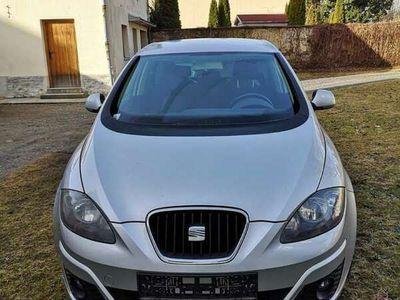 gebraucht Seat Altea 1,6 TDI Klein-/ Kompaktwagen