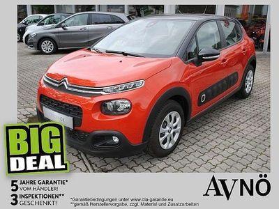gebraucht Citroën C3 PureTech 82 5-Gang-Manuell Feel Limousine,