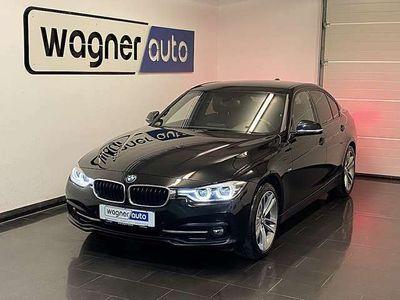 gebraucht BMW 318 3er-Reihe d Sport Line Aut.LCI/LED/Navi/Individual Limousine