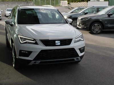 brugt Seat Ateca Xcellence 1.4 TSI ACT DSG 4Drive