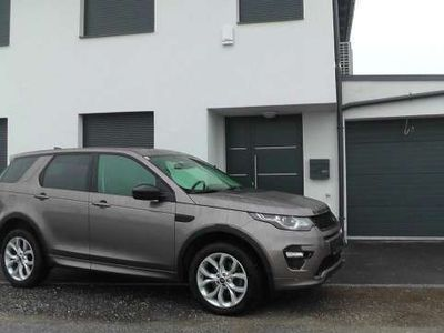 gebraucht Land Rover Discovery Sport 2,0 SD4 4WD HSE Luxury Aut.