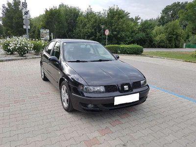 gebraucht Seat Leon 1,9 Sport Limited TDI Klein-/ Kompaktwagen