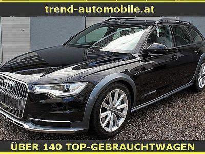 gebraucht Audi A6 Allroad 3,0 TDI quattro S-tronic *Topausstattung*