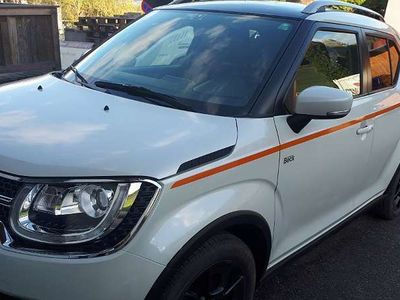 gebraucht Suzuki Ignis 1,2 DJ SHVS 5 DR 4 WD flash Klein-/ Kompaktwagen