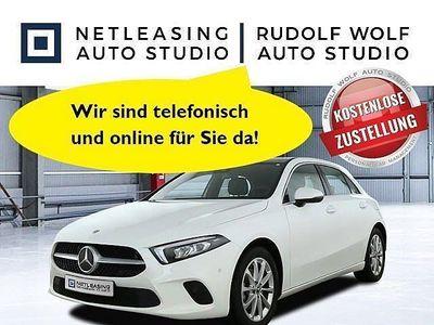gebraucht Mercedes A200 Progressive+Navi Premium+Pano+LED High Tempomat
