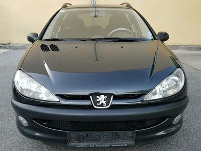 brugt Peugeot 206 2.0 HDI*PICKERL bis 08/2019+4M*KLIMA* Kombi / Family Van,
