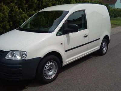 gebraucht VW Caddy Kastenwagen EcoFuel Economy