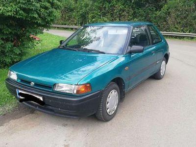 gebraucht Mazda 323 1,3 i Pro Servo