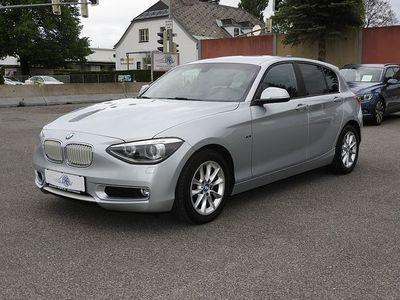 gebraucht BMW 116 d Ö-Paket *Urban-Line*Navi-Prof.*Xenon*Leder*