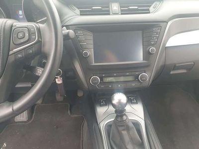 gebraucht Toyota Avensis 2,0 D4-D Lounge