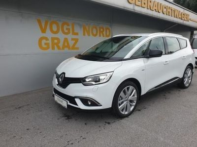 gebraucht Renault Grand Scénic LIM TCE 140 PS