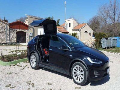 gebraucht Tesla Model X 90D 6 Sitzer, AHK, Sitze kühlung SUV / Geländewagen