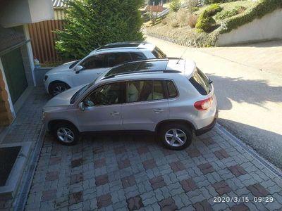gebraucht VW Tiguan 2,0 TDI CR DPF 4Motion Track&Field Aut. SUV / Geländewagen