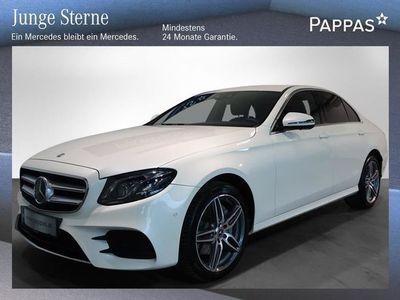 brugt Mercedes E220 E-Klasse4MATIC Austria Edition Avantgarde Aut. Limousine,