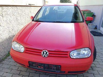 gebraucht VW Golf IV 1.6 Klein-/ Kompaktwagen