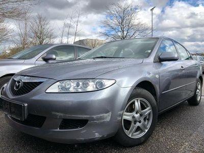 brugt Mazda 6 CD120 TE TD **EXPORT**