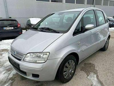 gebraucht Fiat Idea 1,3 16V JTD Pickerl 3/2021 + 4