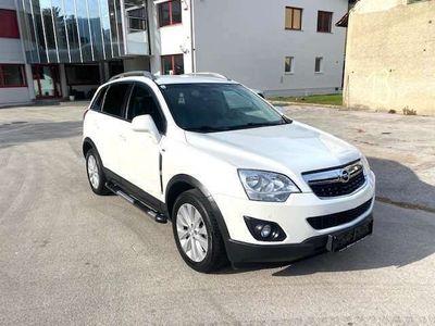 gebraucht Opel Antara 2,2 CDTI Cosmo Start/Stop NAVI LEDER