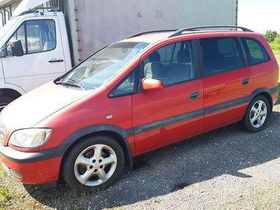gebraucht Opel Zafira Sportsline 2,2 16V DTI Kombi / Family Van