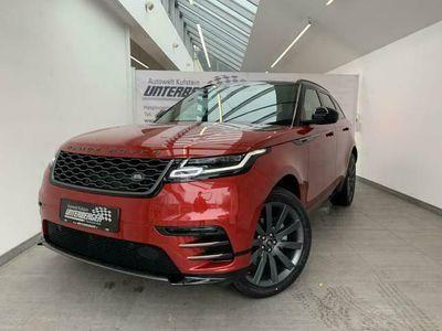 gebraucht Land Rover Range Rover Velar 2,0 D180 R-Dynamic S LED WLAN