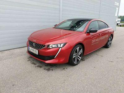 gebraucht Peugeot 508 1,6 PureTech 225 EAT8 Benzin Automatik