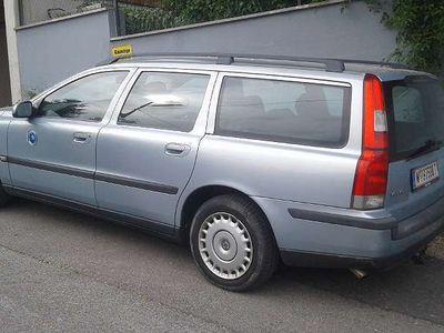 gebraucht Volvo V70 2,5 D/285 Diesel - 5 Zylinder Kombi / Family Van