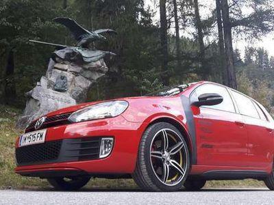 gebraucht VW Golf GTI 2,0 GTI / Klima / Benzin / Euro 5 / neues Pickerl