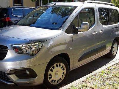 gebraucht Opel Combo AUTOMATIC, langer Radstand, 1. Hand m.Garantie Kombi / Family Van