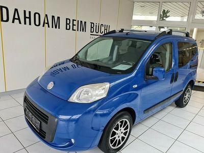 gebraucht Fiat Fiorino Qubo 1,3 16V Multijet Dynamic