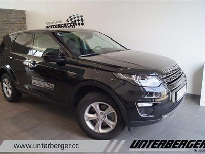 brugt Land Rover Discovery Sport 2,0 SD4 4WD SE