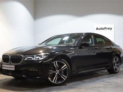 brugt BMW 730L d xDrive
