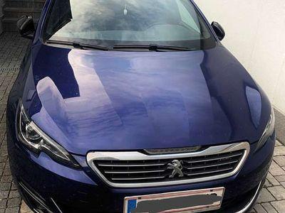 gebraucht Peugeot 308 SW GTLINE PT130 Kombi / Family Van