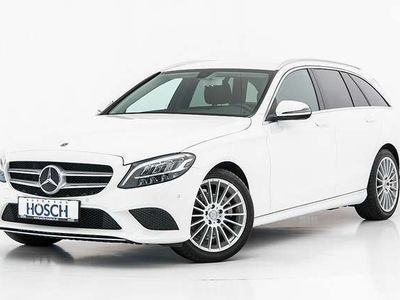 gebraucht Mercedes C200 T Avantgarde Aut.