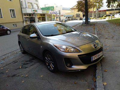 gebraucht Mazda 3 Diesel + super Ausstattung Limousine
