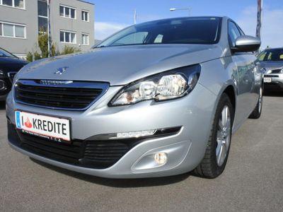 gebraucht Peugeot 308 1,6 THP 125 Allure+NUR 29900KM+