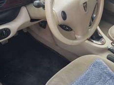 gebraucht Rover 75 2,0 CDT A1-Paket