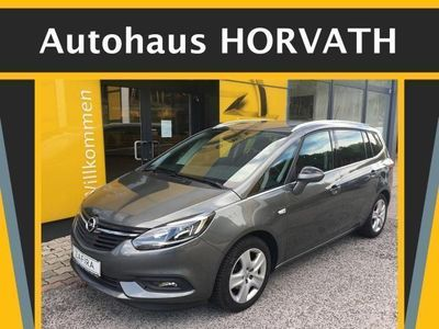 gebraucht Opel Zafira 1,6 CDTI BlueInjection Innovation