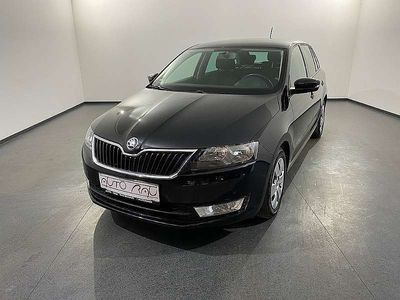 gebraucht Skoda Rapid Spaceback 1.4 TDI Ambition
