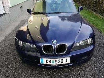 gebraucht BMW Z3 1.8 Lt. Cabrio / Roadster
