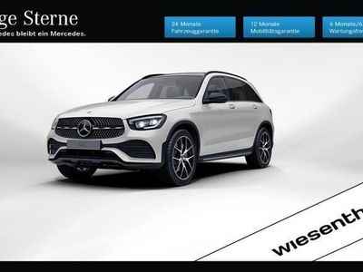 gebraucht Mercedes GLC300 d 4MATIC Off-Roader