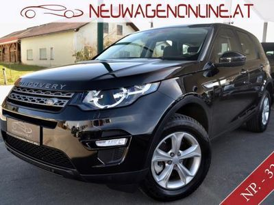 brugt Land Rover Discovery Sport 2,0 TD4 150 4WD Pure Aut. Jungwagen - 32 %