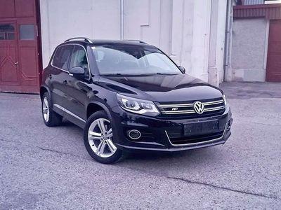 gebraucht VW Tiguan 2,0 TDI 4Sports BMT DPF * Top Zustand *